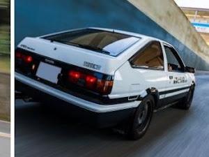 スプリンタートレノ AE86 GT-APEXのカスタム事例画像 イチDさんの2020年12月31日00:30の投稿