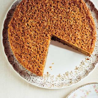 Queen Elizabeth Cake.