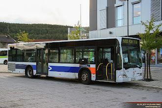 Photo: #0208: DK 71738 ved Kongsberg Knutepunkt, 30.08.2011.