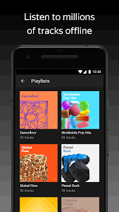 Yandex Music Mod Apk 2020.10.1 Latest (Full Unlocked) 8