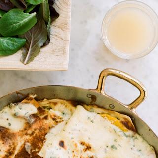 Butternut Squash and Sage Lasagna