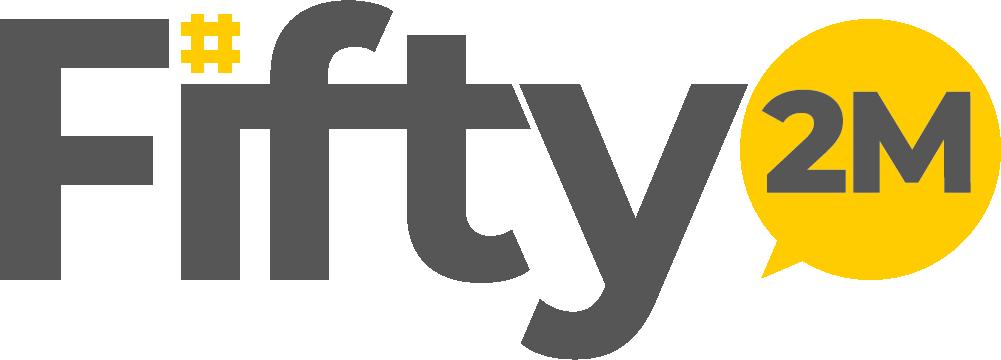 Fifty2M PR & Marketing Logo