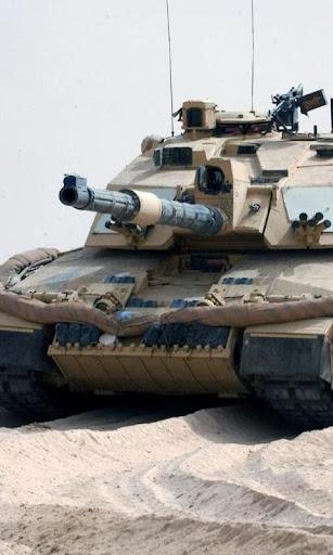 挑战者坦克2壁纸