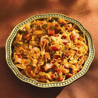 Hot and Spicy Cabbage Medley.