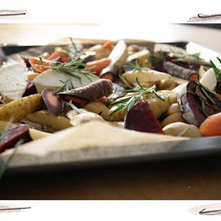 Roasted Potatoes Beets Carrots Recipes.