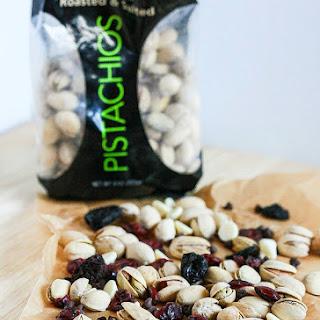 Healthy Pistachio Snack Mix