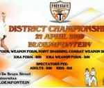 ATA RVMA Free State District championship : Rohan Verwey Martial Arts & Karate for Kids