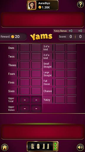 Yatzy - Offline Free Dice Games 2.1 screenshots 17