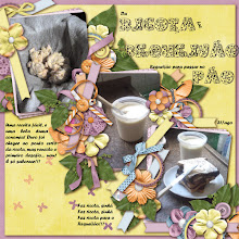 Photo: Template - Cluster Crazy by Angelclaud Artroom Sun Kissed by Ocean Wide Designs Fonts Forte and Cheese and Mouse PS CS5