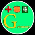 Экстренные номера. Германия icon