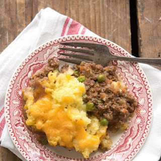 Savory Cottage Pie Recipe