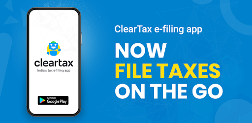 File FREE Income Tax Return: ClearTax ITR e-filing - Apps on