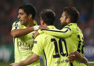 Le Fc Barcelone s'impose facilement à Elche