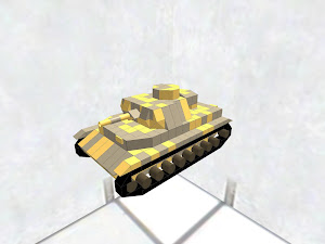 PzIV Ausf.F 低価格仕様