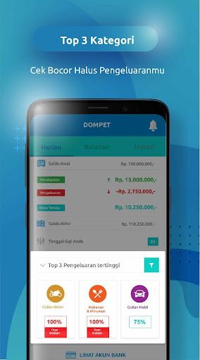 FUNDtastic - Aplikasi Keuangan Pribadi Preview 5