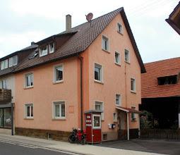 Photo: hier habe ich als Kind 7 Jahre gewohnt, Ilsfeld, König-Wilhelm-Str. 66, 1. Etage