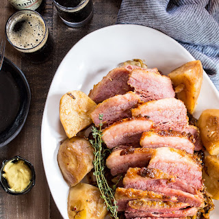 Guinness Braised Corned Beef Recipe