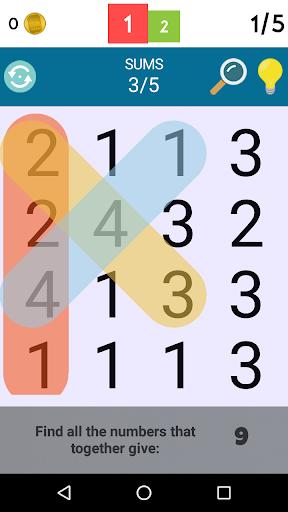 Word Search - Math