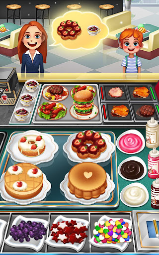 Cooking Town - Craze Chef Restaurant Cooking Games 11.9.5017 screenshots 20