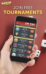 Download YAHTZEE® With Buddies: A Fun Dice Game for Friends For PC Windows and Mac apk screenshot 9