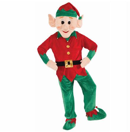 Maskotdräkt, elf one size