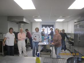 Photo: Joan, Sharon, Alita, Audrey, Noel, Winnie, Jeanette, Marlene and
