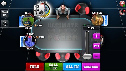 Ultimate Qublix Poker screenshot 3