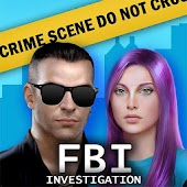 Criminal Case FBI  : Investigation Hidden Objects