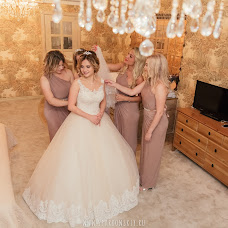 Wedding photographer Andrey Sparrovskiy (sparrowskiy). Photo of 15.05.2018