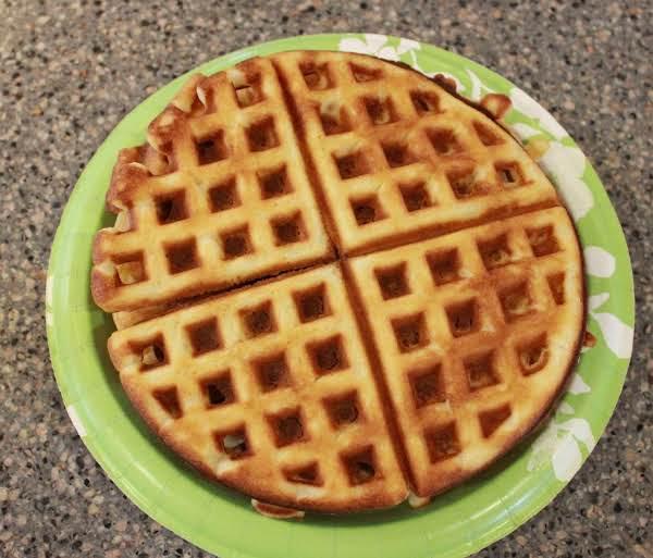 True Belgian Waffles Recipe