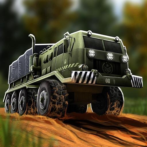 Truck Simulator 3D UphillDrive
