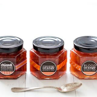 Blood Orange Marmalade.