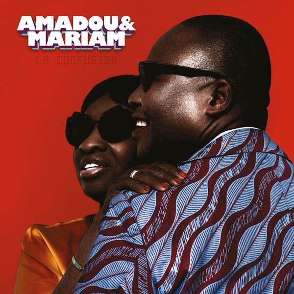 Image result for la confusion amadou & mariam