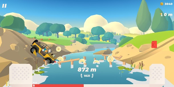 Hillside Drive – Hill Climb Mod Apk (Unlimited Money and Diamonds) 0.6.9.2-45 5