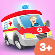 App Icon for Little Hospital App in Czech Republic Google Play Store