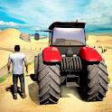 Farming Tractor Simulator 2019 icon