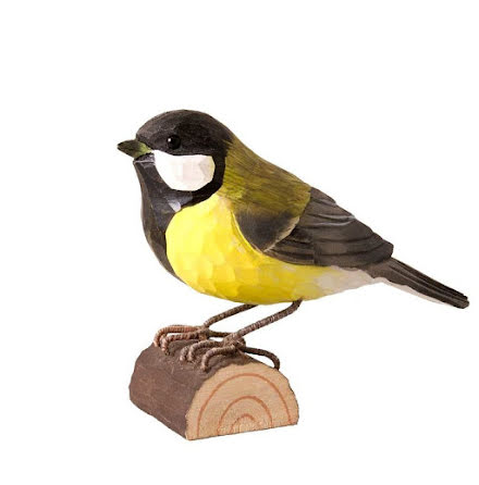 Deco Bird Talgoxe