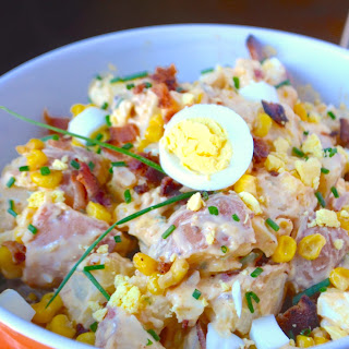 Cajun Potato Salad.