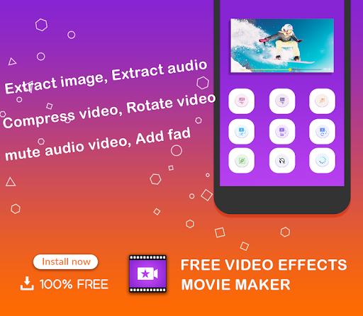 Best Movie Editing Pro -Video Creator - Photo Edit screenshot 2