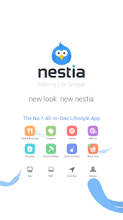Nestia - Making Life Simple- screenshot thumbnail
