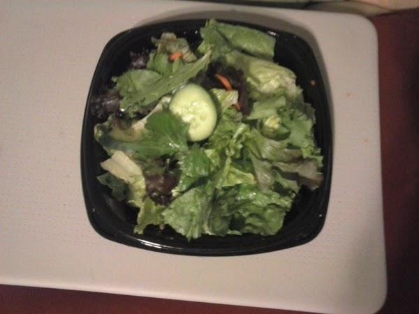 Lettuce/swiss Chard Lunch Salad Recipe