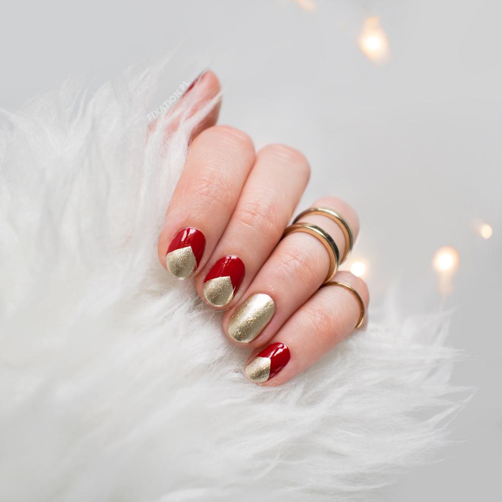 Odwzorowuję manicure sprzed 4 lat - zdjęcie z 2018 roku
