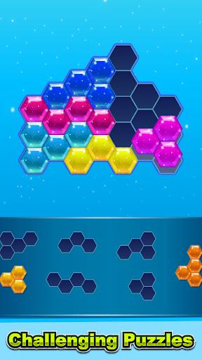 Glitter Blitz - Blocks Puzzle  screenshots 1