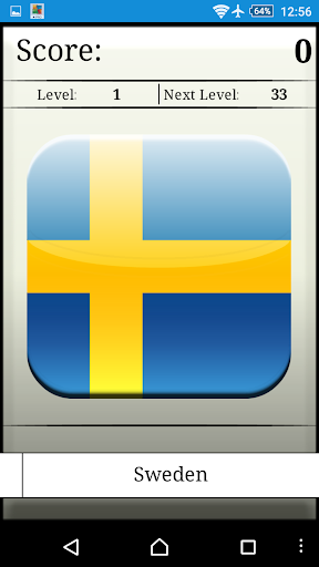 Clickers Flags Sweden