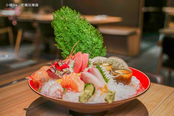坐著做。日本料理 中茂新天地