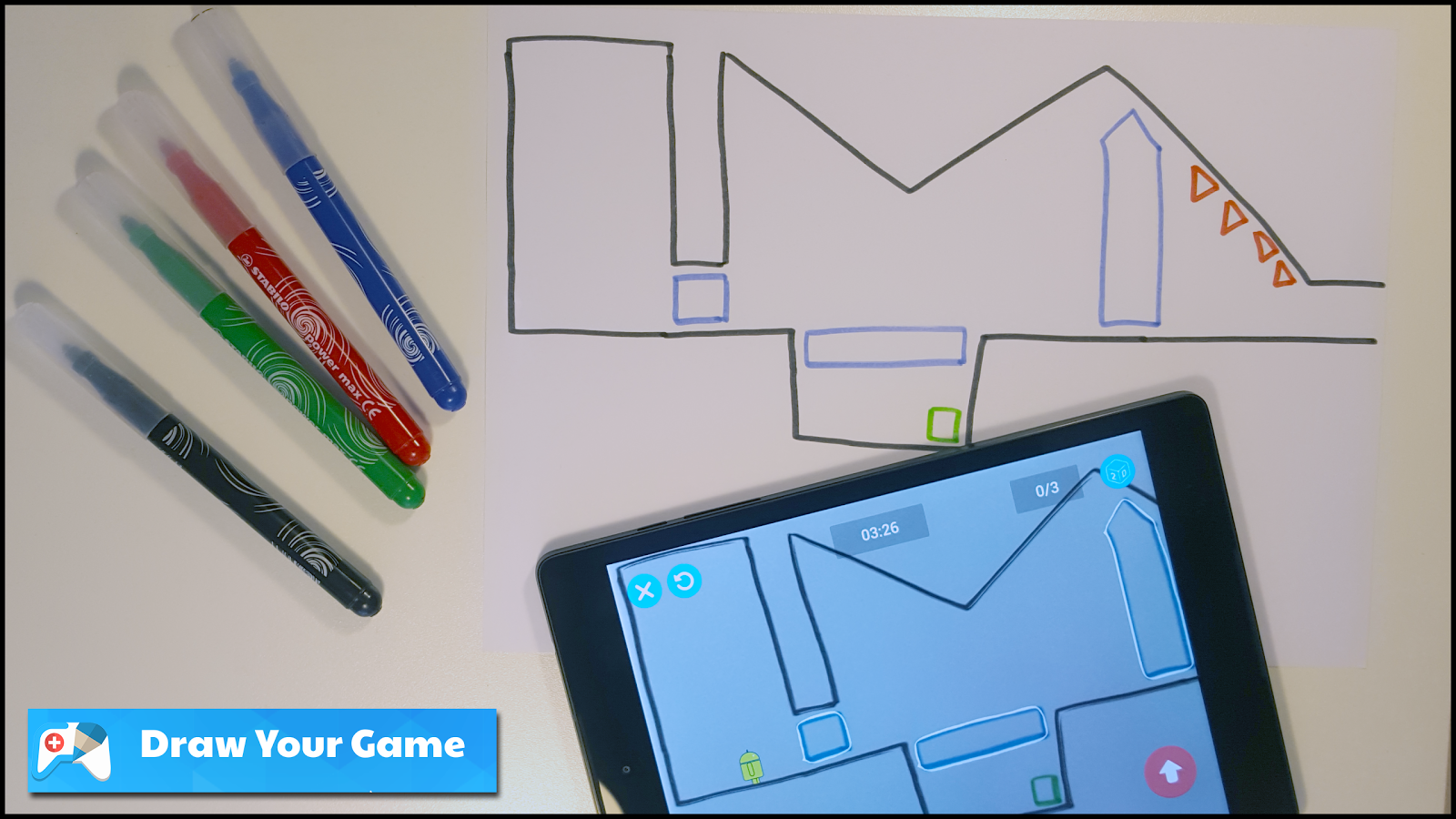 Draw Your Game- screenshot