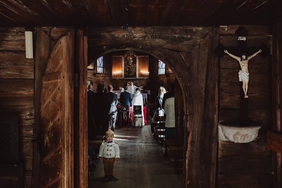 Wedding photographer Agnieszka Gofron (agnieszkagofron). Photo of 12.11.2019