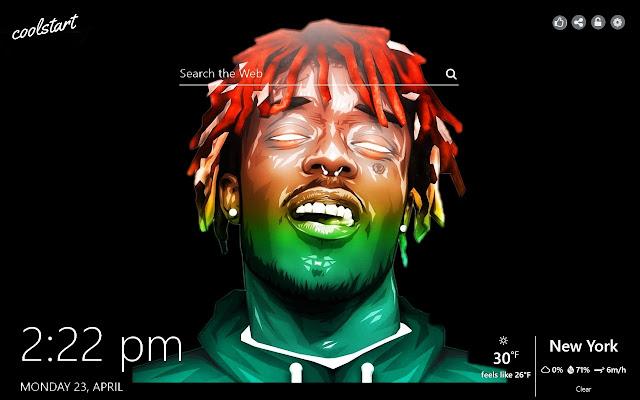 Lil Uzi Vert HD Wallpapers Hip Hop Theme
