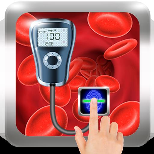 blood sugar finger checker pro