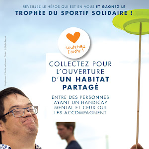 Trophée du sportif solidaire - Corporate games de Lyon 2018
